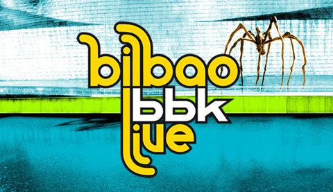 Logo del Bilbao BBK Live 2011