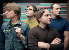 El grupo Death Cab for Cutie son unos de los que sacan disco en 2011