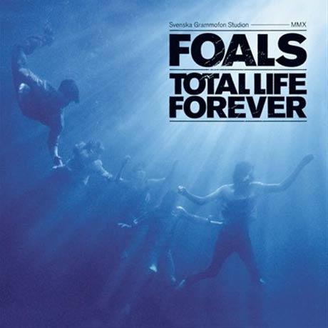 Foals, Total Live Forever mejor disco del año internaconal para kansei