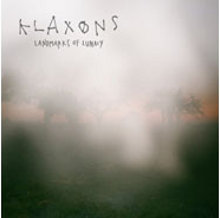 Portada del EP, Landmarks Of Lunacy, de Klaxons