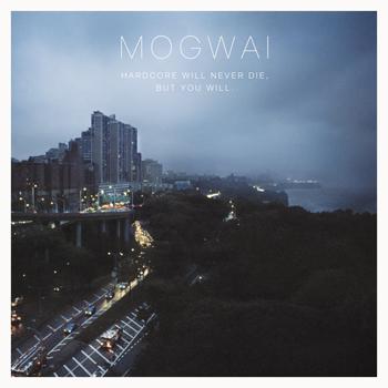 Portada del nuevo disco de Mogwai