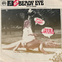 Portada del Different Gear, Still Speeding de Beady Eye