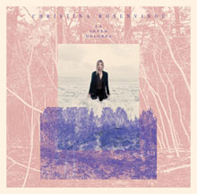 Portada de La Joven Dolores, nuevo disco de Christina Rosenvinge