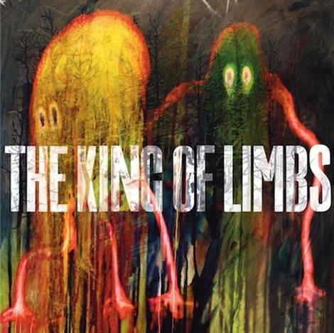 Portada del nuevo disco de Radiohead, The King Of Limbs