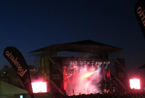 Imagen del escenario principal
