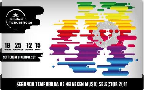 Heineken Music Selector