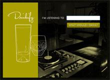Captura de imagen de la aplicación online Drinkify
