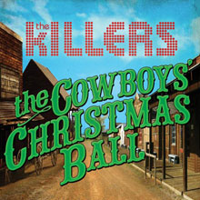 Portada de The Cowboy's Christmas Ball de The Killers