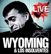 La verbena de un charlatán melómano (Wyoming & Los insolventes en la sala bbk)