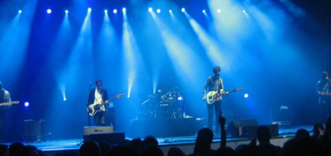 The Pains of Being Pure at Heart en el Actual 2012