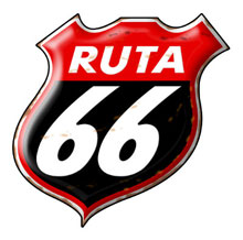 Logo de Ruta 66