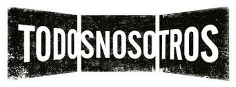 Logo del nuevo sello Todos Nosotros
