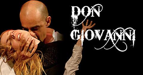 Imagen promocional de la ópera Don Giovanni