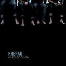 Portada del disco Munduan Ortozik de Kherau
