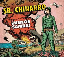 Portada del Menos Samba de Sr. Chinarro