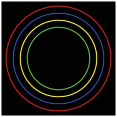 Portada del Four de Bloc Party