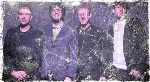 El grupo Blur