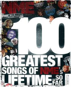 Portada de la NME del 60 aniversario