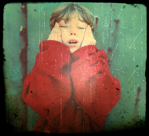 Portada del disco de debut de Placebo