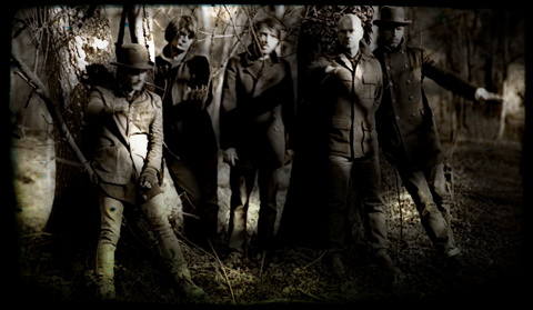 El grupo Radiohead