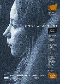 Cartel promocional de Sueño y Silencio, la nueva película de Jaime Rosales