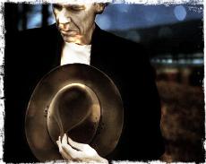 El músico John Hiatt