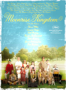 Cartel de la película Moonrise Kingdom