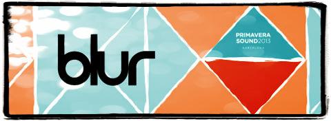 Blur confirmados para el Primavera Sound 2013