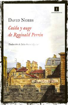 Portada del libro Caída y Auge de Reginald Perrin