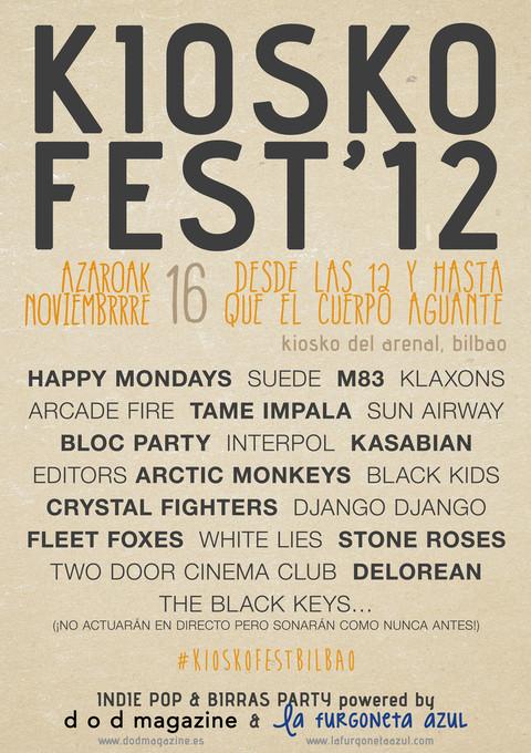 Cartel del KioskoFest
