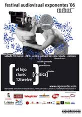 FESTIVAL EXPONENTES 2006