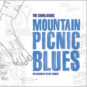 Portada del documental de The Charlatans, Mountain Picnic Blues