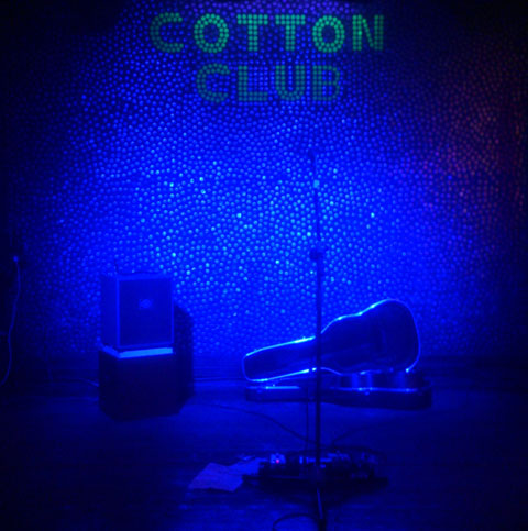 Foto del escenario del Cottom Club