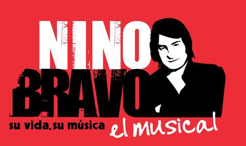 Cartel del musical sobre Nino Bravo