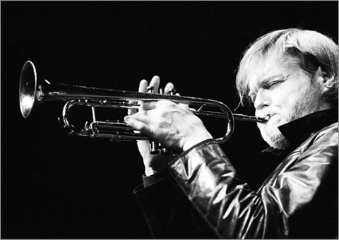 El trompetista de Illinois  Tom Harrell