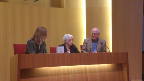 Presentación del libro en el Ayto de Bilbao
