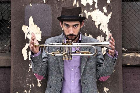 El trompetista franco-catalán Raynald Colom