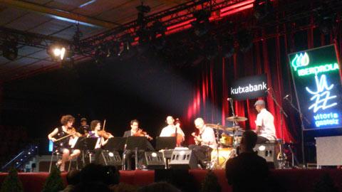 Bill Frisell Big Sur sextet en el Festival de Jazz de Vitoria