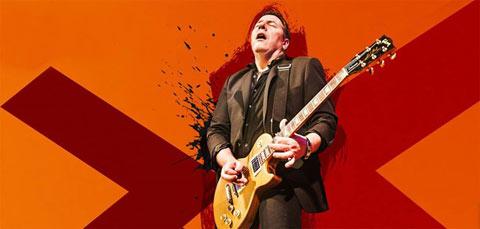Revolver afilará sus guitarras este jueves en el Kafe Antzokia