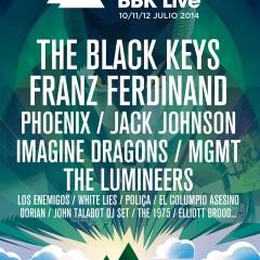 El Bilbao BBK Live 2014 va cogiendo peso, y mucho