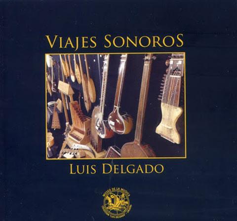 Portada del nuevo disco de Luis Delgado