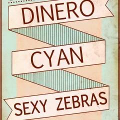 Dinero, Cyan y Sexy Zebras componen el cartel del Ecolunar 2014