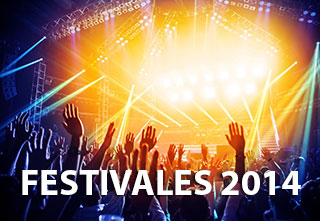 Festivales 2014