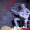 La estatua «homenaje» a Kurt Cobain