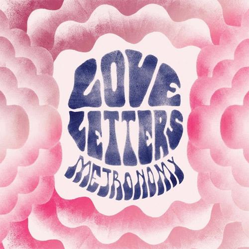 Portada del Love Letters de Metronomy
