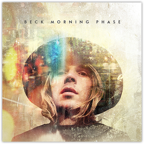 "Portada del ""Morning Phase"" de Beck"