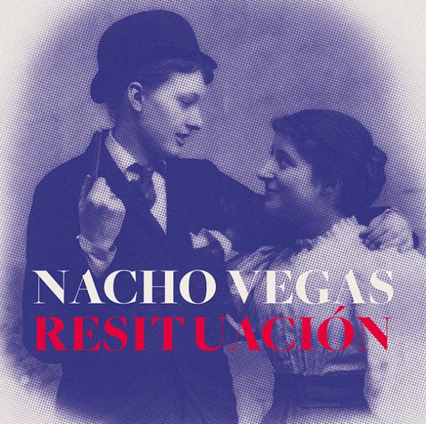 """Portada de """"Resituación"""" de Nacho Vegas"""