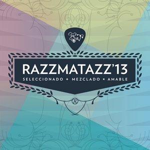 Portada del recopilatorio Razzmatazz'13 de Dj Amable