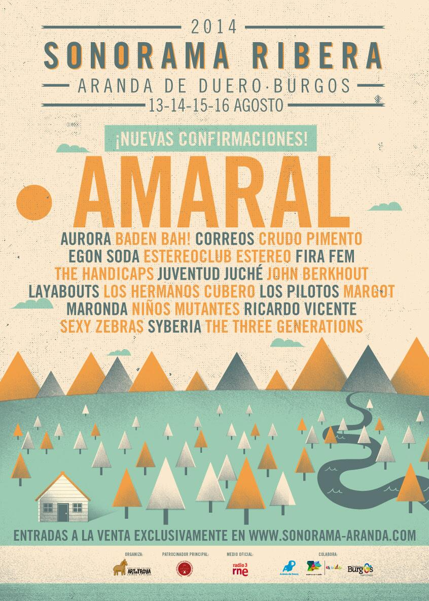 Nuevos confirmados para el Sonorama 2014