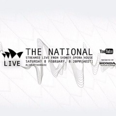 "The National – ""Live At The House"""
